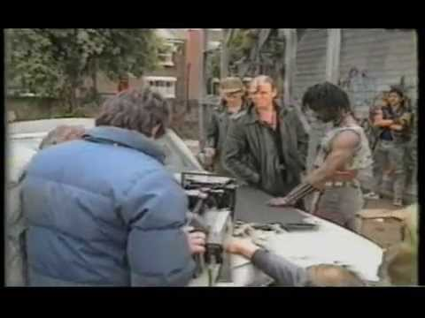 Charles Bronson making of Death Wish 3