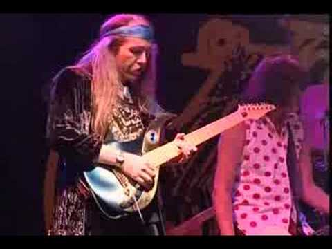 UFO - UIi Jon Roth - Michael Schenker -  Rock Bottom (live)