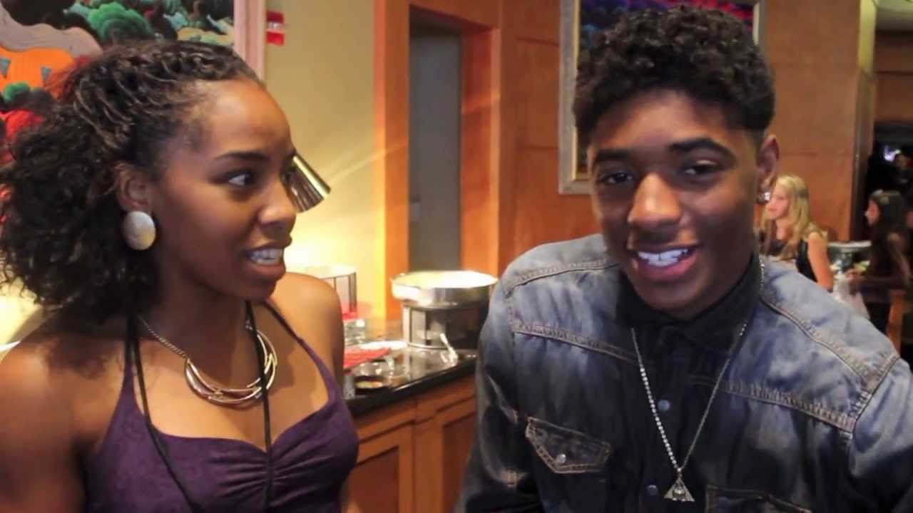 Nadji Jeter Grown Ups 2 Grown ups 2 interview with