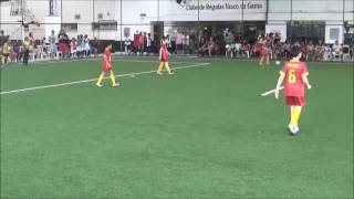 Roma 7 x 3 Porto - Futebol - Sub 10 - Jogo Completo
