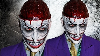 Exposed Brain Joker - Makeup Tutorial!