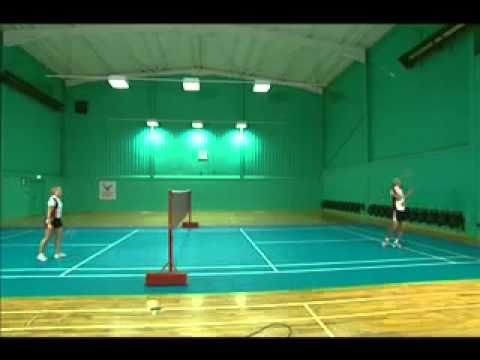 Badminton Techniques   Backhand Drop video