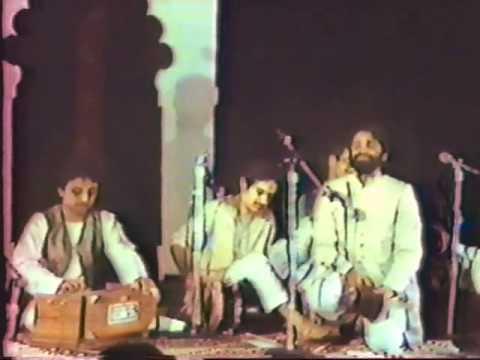 Afroz Taj Sings mariz-e Mohabbat In Qawwali Ki Raat, Ann Arbor Michigan video