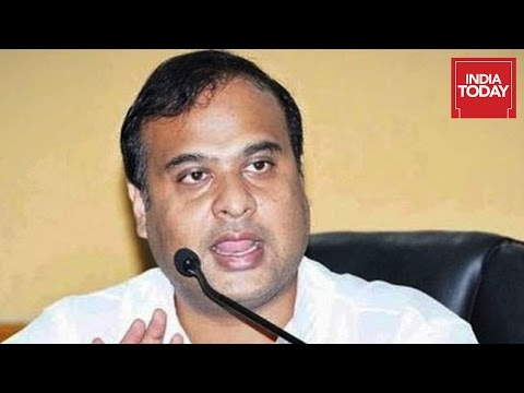 Himanta Biswa Sarma Talks About BJP Victory In Assam