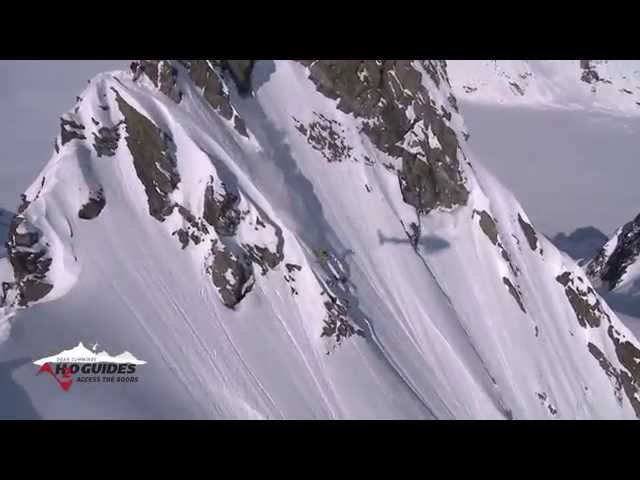 Dean Cummings' H2O Guides Alaska Helicopter Skiing in Valdez produced by Nick Bowie