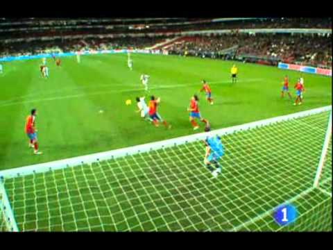 Portugal vs Spain 4 - 0 (Friendly Match 2010)