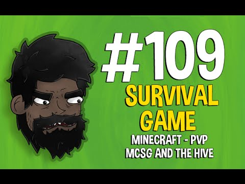 ماين كرافت سرفايفل قيم - Minecraft Survival Games - 109 - مع محمد