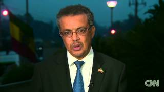 Dr.Tewodros Adhanom Held An Interview With CNN About President Obama's Visit To Ethiopia