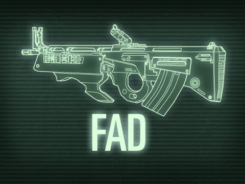Weapons of Modern Warfare - FAD