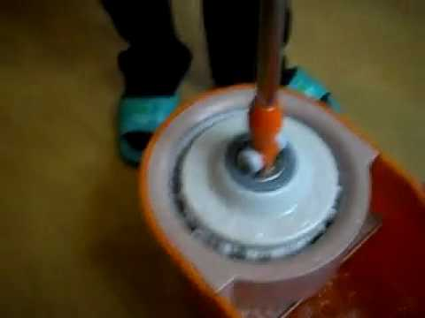jessy spin mop - washing mop live show