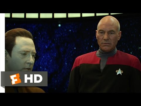 Star Trek: Generations (1/8) Movie CLIP - Courage Is An Emotion (1994) HD