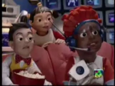 Lazy Town loquendo