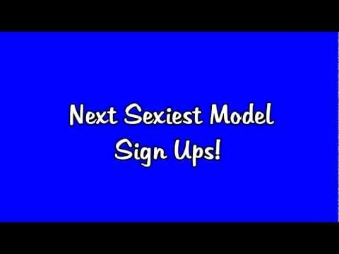 WWE/TNA Next Sexiest Model Sign Ups -Closed-