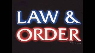 Mike Post - Law & Order Opening Theme