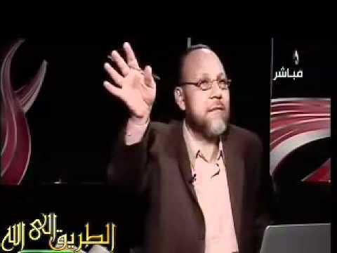 ناظرة مع الشيخ الشيعي عبد العال سليمة حول المهدي (2)