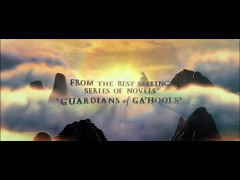 Legend of the Guardians: the Owls of Ga'hoole 3d - Original Theatrical Trailer