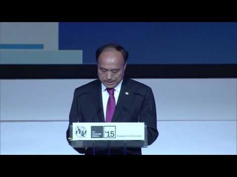 ITU TELECOM WORLD 2015 Opening Ceremony