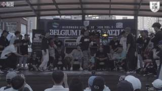 Finał LCB 2vs2 2016 Korea: GET DOWN v 88 Crew