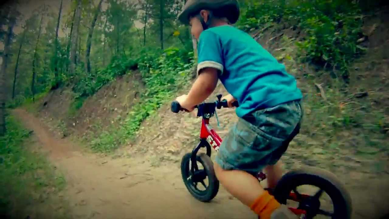 5 Year Old Mountain Biker Amazing and Cute year old