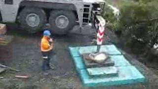 Waikato Crane Topple Fail accident
