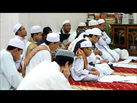 Qasidah Tholama Asyku Ghoromi