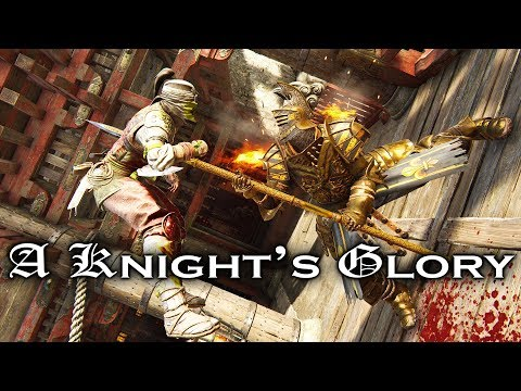 For Honor - A Knight's Glory