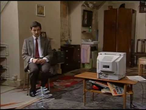 Mr.Bean Episodio #04 (Sottotitoli ITA)