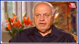 Farookh Abdullah Says Only Through Dialogues, Solution Of Kashmir Can Come Out