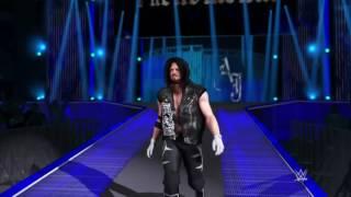 WWE 2K17 II AJ Styles