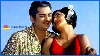 Kanchana - Avey Kallu - Telugu Full Length Movie - Superstar Krishna,Kanchana,Rajanala part - 18