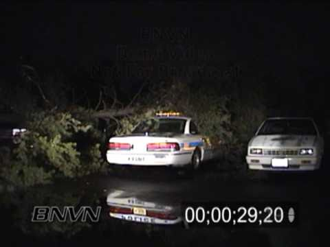 4/18/2002 Wausau, WI Storm Damage Video.