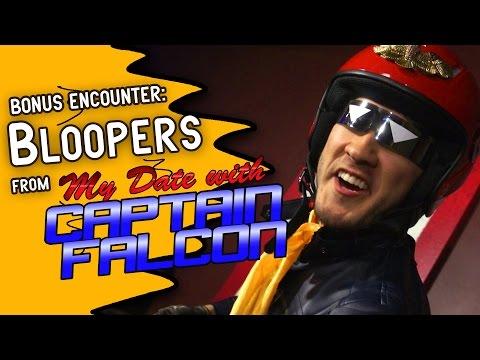 Captain Falcon Blooper Reel