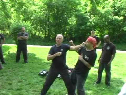 Bando Elbow Training Part 3,  ICSA Camp,   May 2011 Image 1
