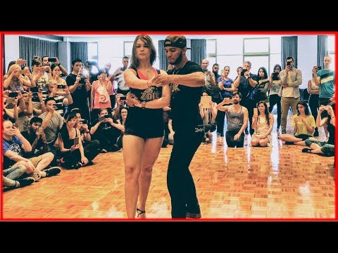 3030 - Above (ft. Emilia Garth) Dance | Zouk | Layssa Liebscher & Arthur Santos | Casa Do Zouk