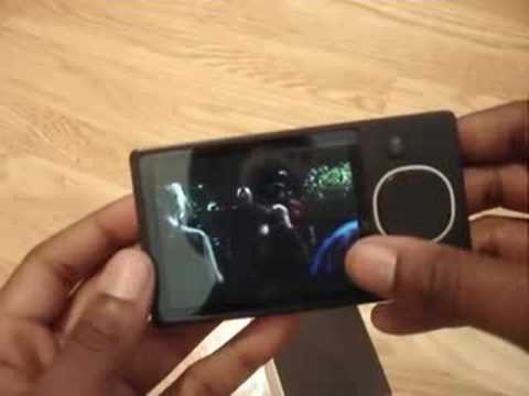 Microsoft Zune 80 Hardware Review