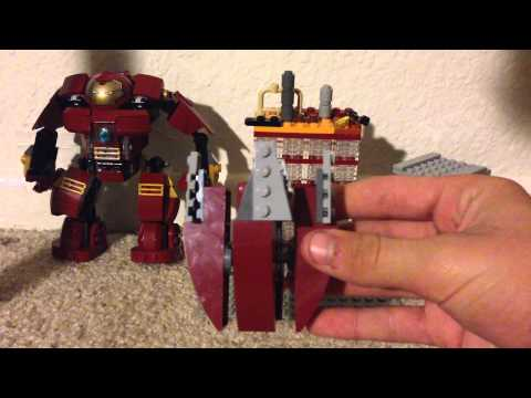 Hulkbuster vs hulk fight part 2 in the works! And showcase video