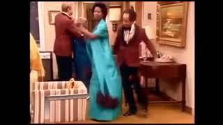 Classic Black Sitcom Stars dance to Hot Music by Soho.