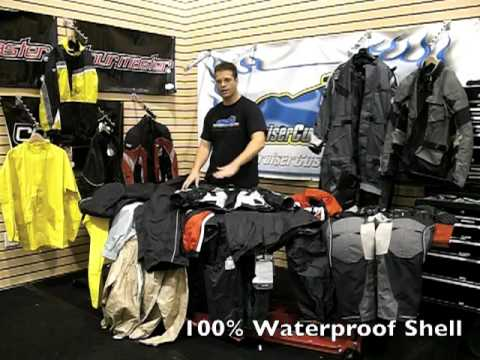 Motorcycle Rain Gear - Stay Bone Dry - Video Guide: Tip of the Week
