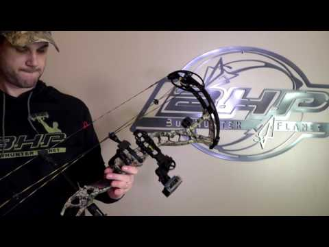 2017 Bowtech BT-MAG Compound Bow Review