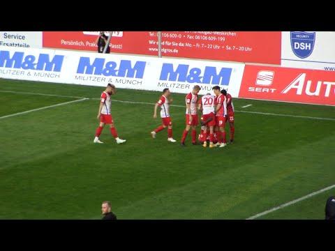 Kickers Offenbach - FC-Astoria Walldorf: Höhepunkte und Stimmen zum Spiel