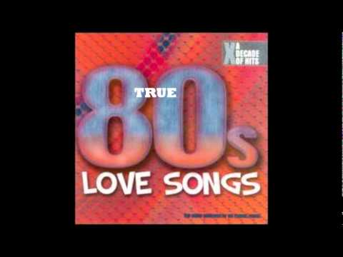 80s Love Song Mix (30 Mins Of Lovies) Part 1 video