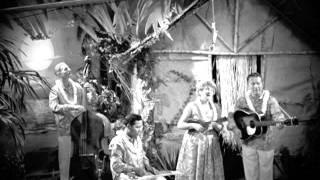 Du Braunes Mädel Von Hawaii - Die Kilima Hawaiians - 1955