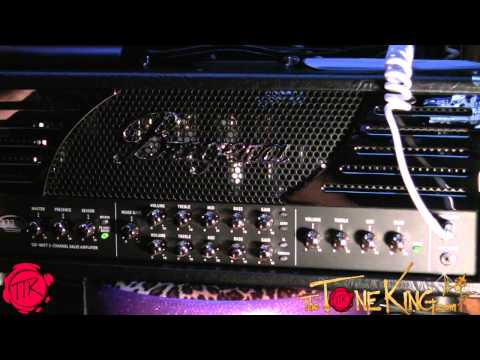 Bugera 333XL Infinium Amp DEMO & REVIEW ~ Winter NAMM 2012 NAMM'12