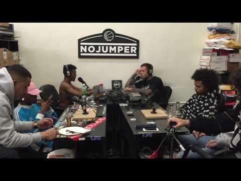 "XXXTENTACION & SKI MASK ""THE SLUMP GOD "" INTERVIEW WITH NO JUMPER thumbnail"