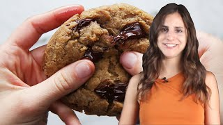 Rachel's Best Ever Vegan Chocolate Chip Cookies • Tasty