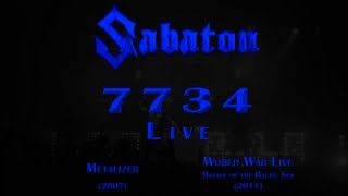 Watch Sabaton 7734 video