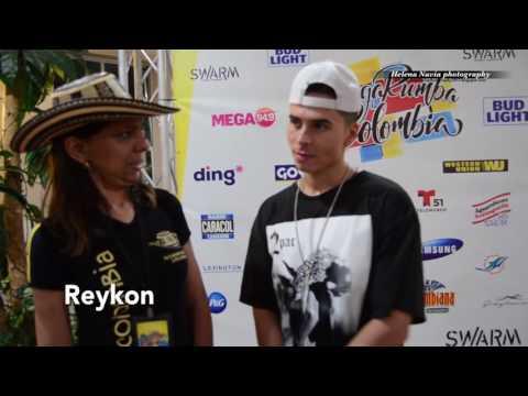 """Reykon: """"Mis temas son inspirados en mis vivencias diarias"""" videos"""
