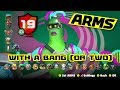 ARMS: Ranked 5.0 w/Helix (20th ARMS stream! Last of 2017!) MP3