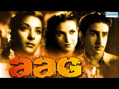 Aag - Part 1 Of 13 - Raj Kapoor - Nargis - Hindi Old Movies