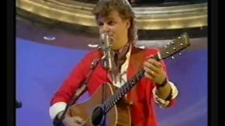 Ricky Skaggs - Country Boy - Live On The BBC's Wogan Show 1986
